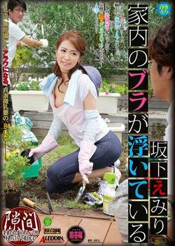 Naughty Asian housewife, Emiri Sakashita gets banged hard by horny neighbor
