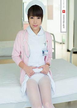 Naughty Asian nurse Haruna Ikoma amateur cum swallowing