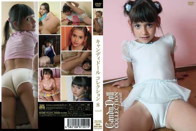 CDCL-008 Laura B ローラB キャンディドールコレクション