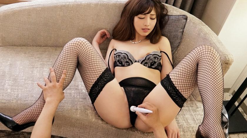 259LUXU-716 ラグジュTV 714 夢乃美奈 25歳 テレビ局の受付嬢