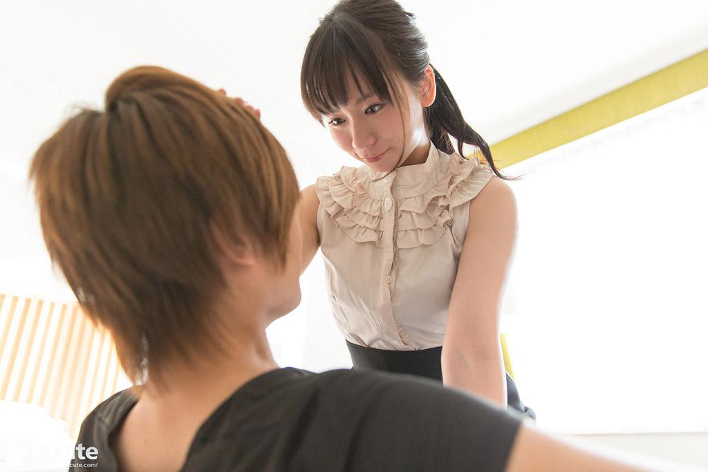 ナチュラル痴女がイキまくるsex/Seira   S-Cute