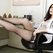 Caribbeancom 072215_286 Ryu Enami Beautiful Sleepy S Medical Pleasure Treatment of Female Doctor
