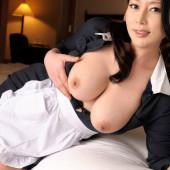 Caribbeancom 031513-289 Rei Kitajima MILF hotel room staff