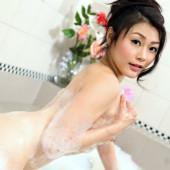 Caribbeancom 050515_198 Kyoko Nakajima Three times with luxury soap