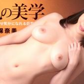 Caribbeancom 041514-581 - Uehara Honami - Aesthetics of big tits
