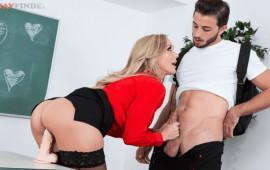 Brazzers Desperate For V-Day Dick Brandi Love, Lucas Frost