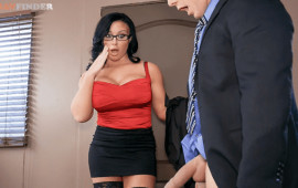 Brazzers Our Little Secret-Ary Sybil Stallone, Ramon