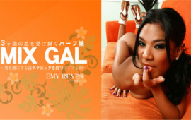 Asiatengoku 0802 Asian heaven 0802 Asian girl with tongue technique captivating man MIX GAL EMY REYES /