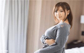 S-Cute 563 Michiru_01 is a cute busty girl and love love H Michiru