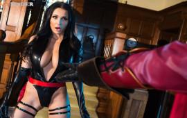 Brazzers XXX-Men: Psylocke vs Magneto XXX Parody Patty Michova, Danny D