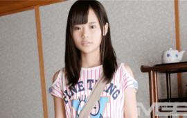 KAKUJITSU 253KAKU-099 Even if it is done naughty in naivety, she is laughing smiling