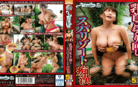 FHD Appachi AP-572 Nipple Turning Spindle Resort Molester