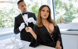 Brazzers Who's Your Butler? Kaylani Lei, Keiran Lee