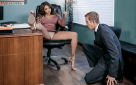 Brazzers Young Bitchy Boss Danny D, Cassidy Banks