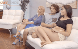 MomsTeachSex What Were You Doing Alexis Fawx, Karter Foxx