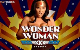 Brazzers Wonder Woman: A XXX Parody Charles Dera, Romi Rain