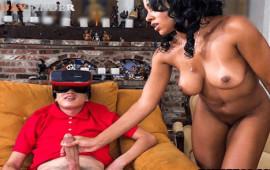 BangBros Super Hot Cyber Sex Anya Ivy
