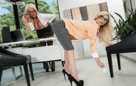 Brazzers Showing Her Who's Boss Nicolette Shea, Piper Perri
