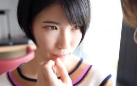 凛としたお顔の美人さんに顔射SEX/Aoi | S-Cute